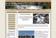 Custom Web Pages and Web Sites in Bonners Ferry Idaho